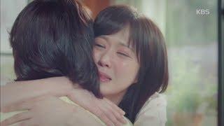 """고백부부 - 장나라, 母김미경 보자마자 """"엄마 미안해"""" 눈물.20171013"""