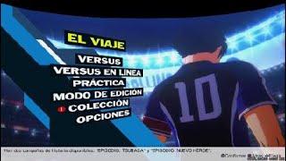 GAME PLAY FULL VICIO CAPTAIN TSUBASA: RISE OF NEW CHAMPION