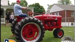 1954 International Harvester Super MTA - Classic Tractor Fever Tv