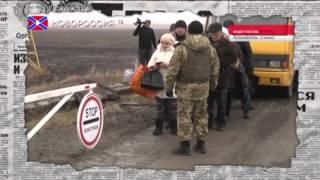 Обстрелы Марьинки и Песков: как боевики превращают Донбасс в руины — Антизомби, 11.03