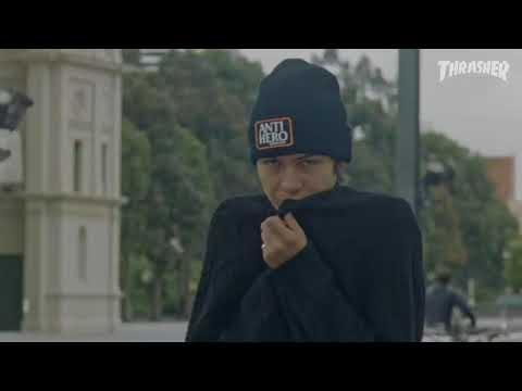 "Image for video Sean Pablo - Converse Cons' ""Purple"" Video"