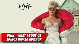 Pink   What About Us   (Spiros Hamza Remix) | Deep House Remix 2018