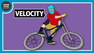 What is Velocity? Easy concept of velocity - Physics