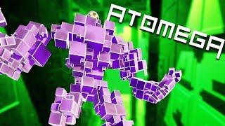 ATOMEGA GIVEAWAY! - BECOMING THE ULTIMATE ROBOT! - Atomega Gameplay - New Game Like Io Game