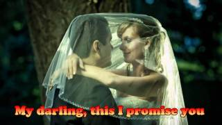 This I Promise You w/ lyrics by Ronan Keating