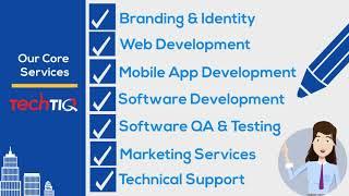 TechTIQ Solutions Ltd. - Video - 3