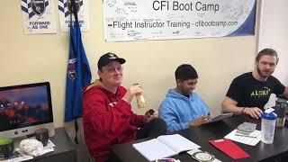January 2019 Live CFI Class.