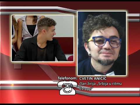 """FONO: Cvetin Aničić - """"Srbija u ritmu Evrope"""""""