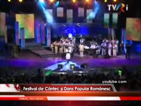 Festivalul Naţional al Cântecului şi Dansului Popular Românesc – VIDEO