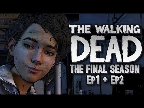Telltale's The Walking Dead: The Final Season Episode 1 & 2 with Danz Newz