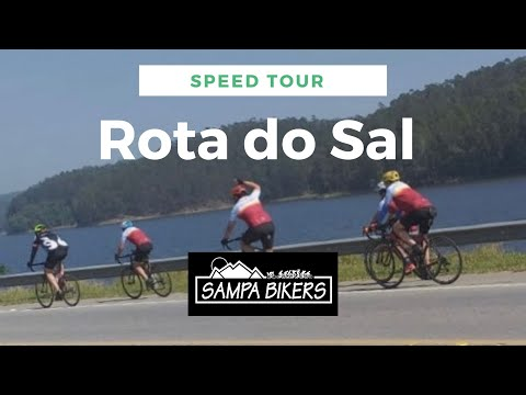 Vídeo Speed Bike Tour na Rota do Sal