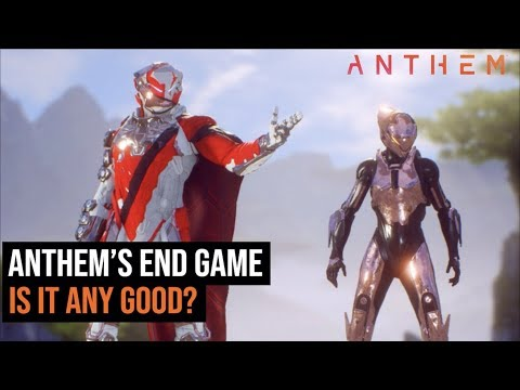 Anthem's End Game - We've Played! It But Is It Good?