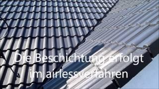 Dachreinigung Und Dachbeschichtung In Mainz HBV DACH