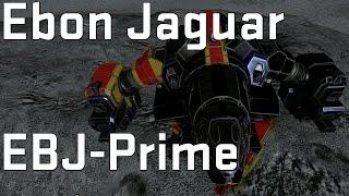 Cauldron Born EBJ-Prime Laser Build