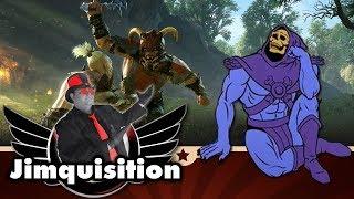 Top Ten Shittiest Games Of 2017 (The Jimquisition)