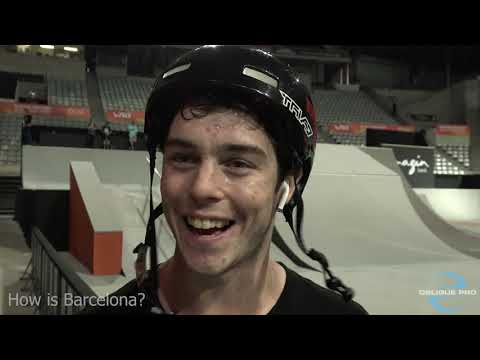 Billy Watts - World Roller Games - Scooter