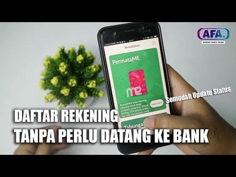 APLIKASI PERBANKAN PERMATA MOBLIE X 100% Via Online - Permata ME by Permata Bank