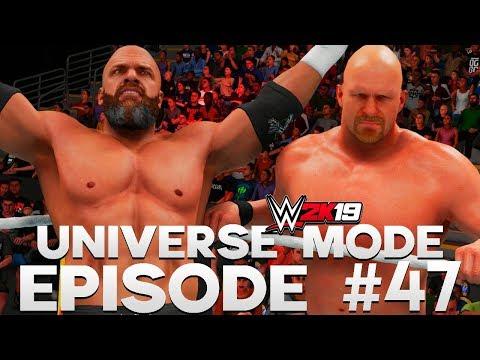 WWE 2K19 | Universe Mode - 'SUMMERSLAM PPV!' (PART 1/4) | #47