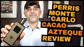 Perris Monte Carlo Cacao Azteque Review + Full Bottle Giveaway