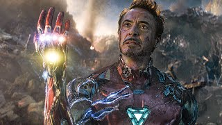 I Am Iron Man Snap Scene - AVENGERS 4: ENDGAME (2019) Movie Clip
