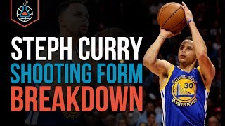 How To: Stephen Curry Shooting Form