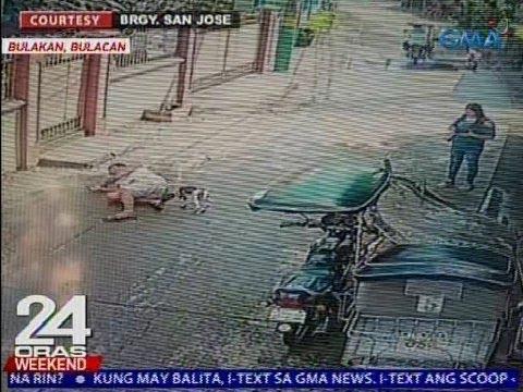 [GMA]  24 Oras: 67-anyos na lalaki, sugatan matapos ilang beses kagatin ng asong gala sa Bulakan, Bulacan