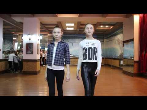 Модельная школа Baikial models. Дефиле подростковая группа