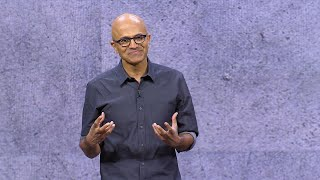 Microsoft Ignite 2017 Keynote