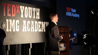 The secret to performing under pressure   Captain Tom Chaby   TEDxYouth@IMGAcademy