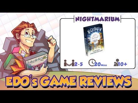 Edo's Nightmarium Game Review (KS Preview)