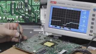 Samsung un40eh5300 se apaga y enciende solo 123vid for Bombilla led se enciende y se apaga