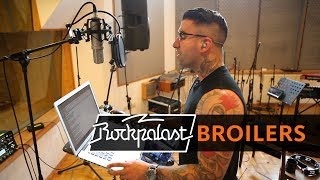 Broilers   BACKSTAGE   Rockpalast   2013