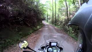 Forest Service Road 311 Tour De Tellico 2013 PT 1