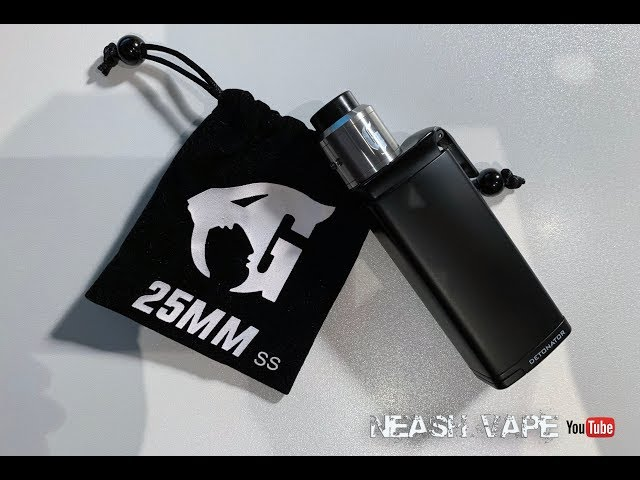 Goon 25mm by 528 Vapes - Review, comparison and thoughts