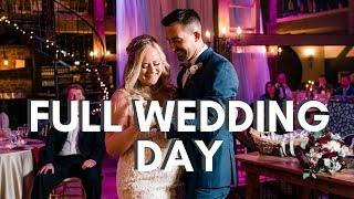 Wedding Photography - Behind The Scenes - The Barn On Bridge