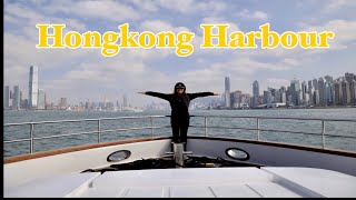 My Unforgettable Experience Sailing across HK Harbour