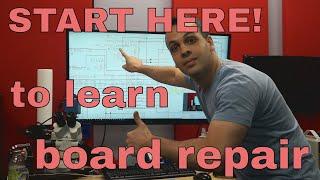 WHERE DO I START? Open-source tutorial to Macbook logic board repair.