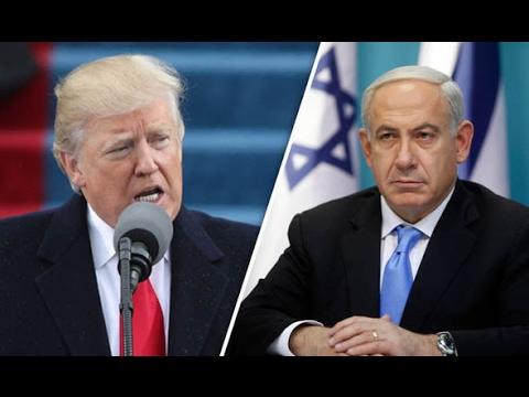 President Donald Trump Joint Press Conference with Israeli Prime Minister Benjamin Netanyahu