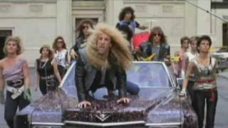 Twisted Sister Burn In Hell