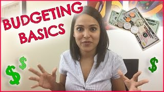 Budgeting Basics: COMMIT to saving money!