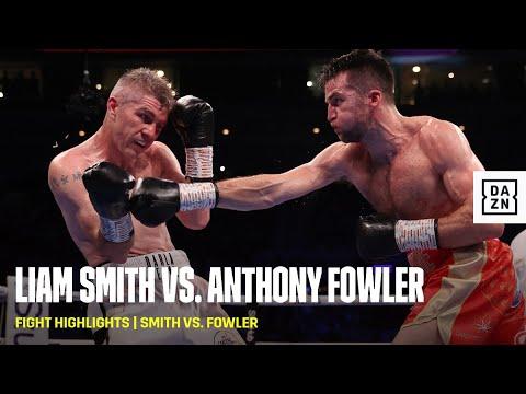 Лиам Смит – Энтон Фаулер / Liam Smith vs. Anthony Fowler