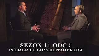Sezon 11, Odcinek 5 – Inicjacja do tajnych projektów