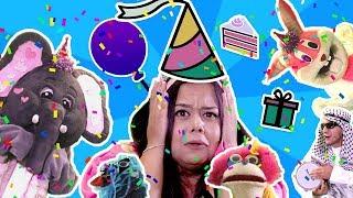 Loly & Falfool - It's Loly's Birthday!  | لولي وفلفول - عيد ميلاد لولي!