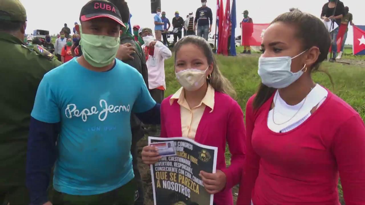 Jóvenes contribuyen al empeño de convertir a Granma en principal polo productivo del oriente cubano