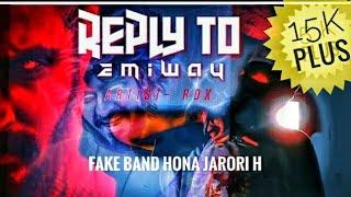 EMIWAY BANTAI - DISS TRACK ( NOT HARD ) - RDX TRUE - DA DESI TOLI