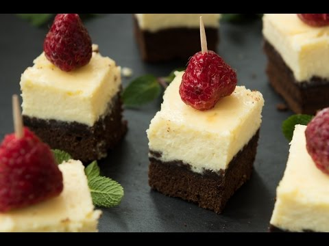 Brownie Cheesecake Bites - Easy Recipe & A Fabulous Dessert!