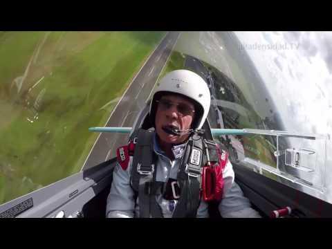 Motor eléctrico para aviones está batiendo récords de velocidad y remolque +