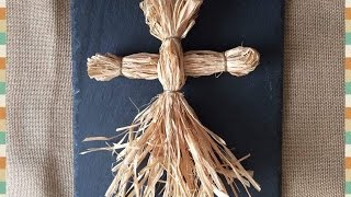 Crafting Brigid's Doll For Imbolc Season