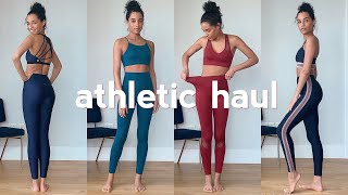 Athletic Haul | TEN OUTFITS | GYM SHARK, ALALA | Sharlene Radlein