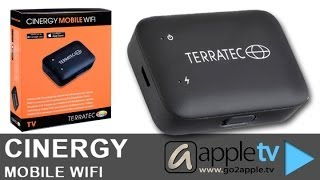 TerraTec Cinergy mobile WiFi - First touch & view [GER]